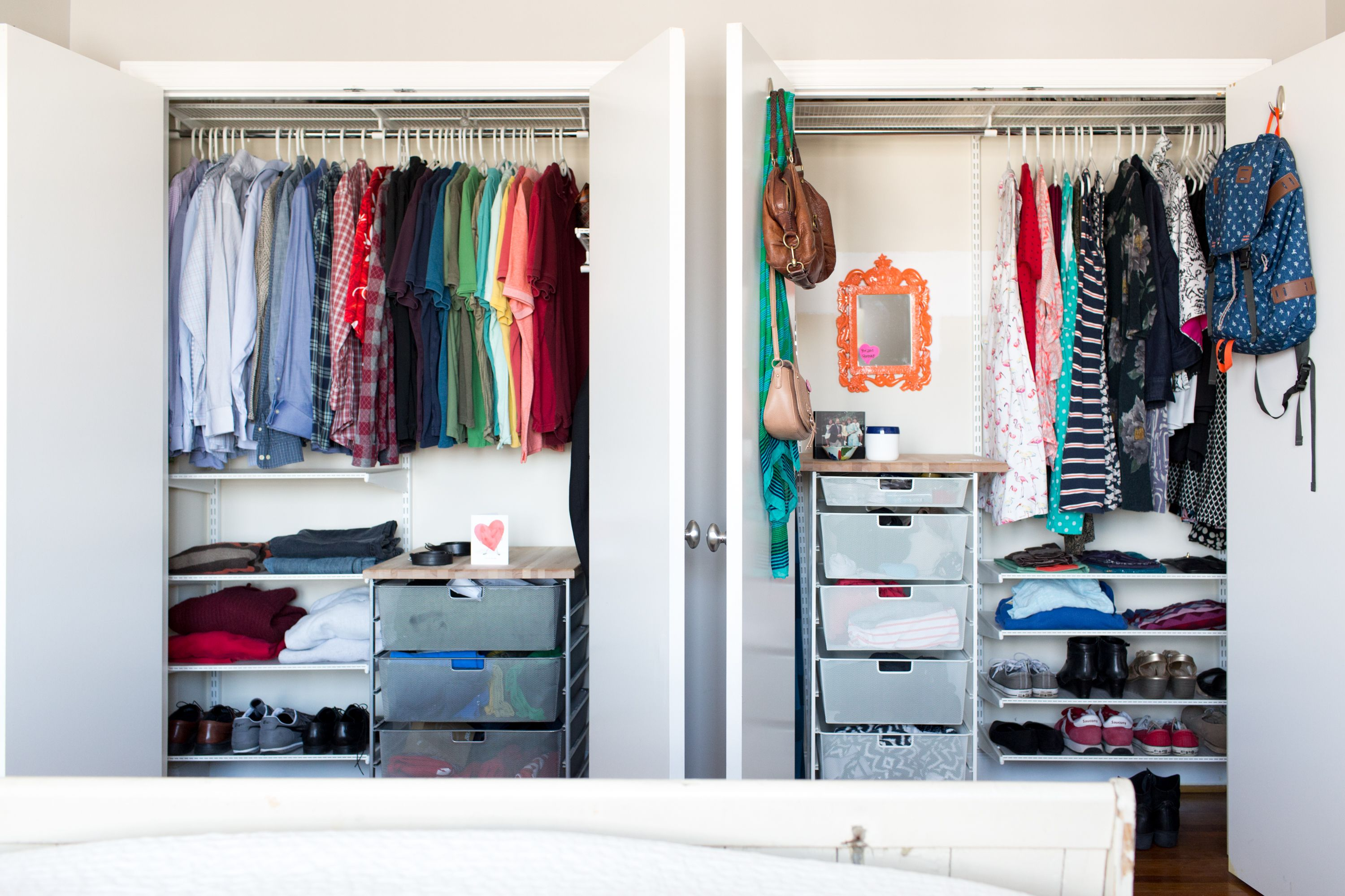 in display simple narrow organize and rack how shoes spaces diy ideas to storage closet small space shoe for