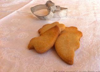 Biscotti di pasta frolla di farro Bimby