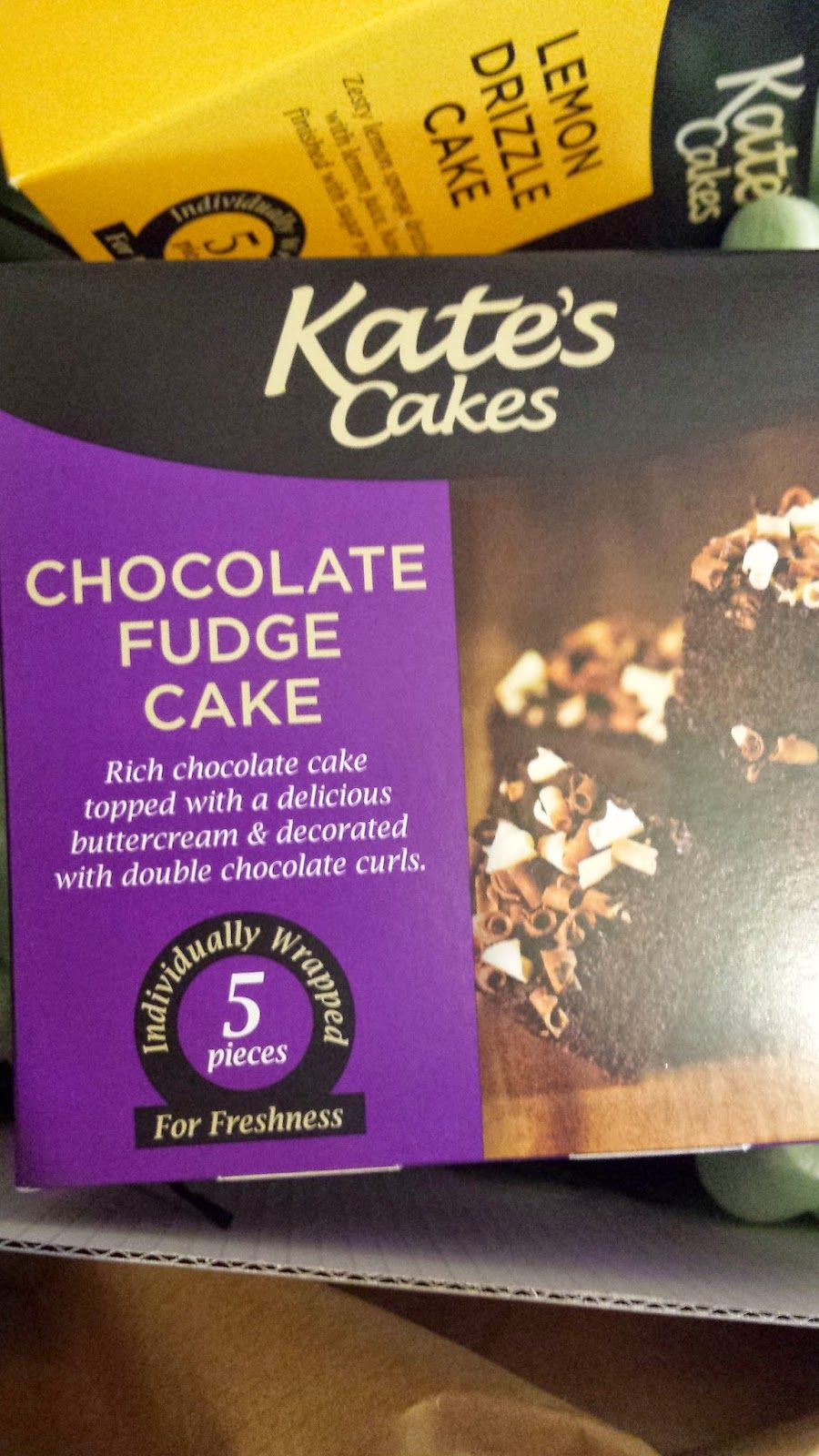 Mummy of a fussy eater Kate's Cakes Review (With images