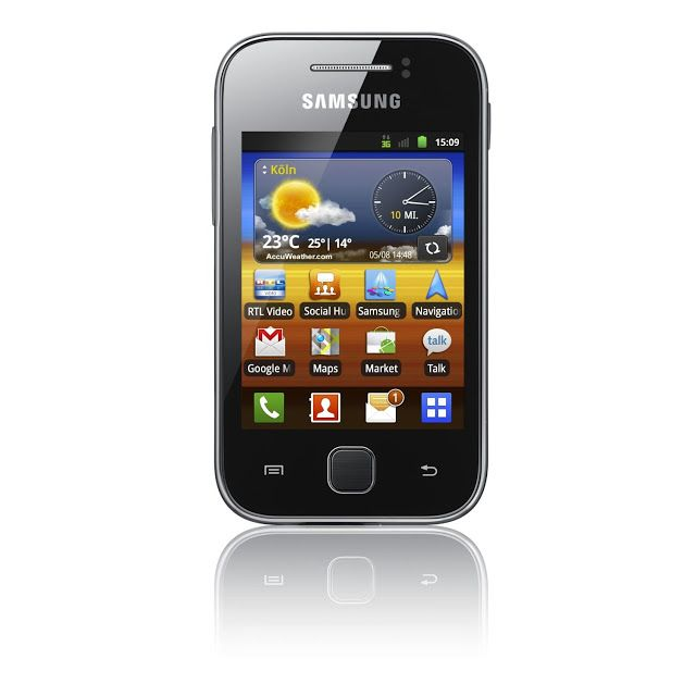 How To Install Android 4 0 4 ICS CM9 Firmware on Samsung Galaxy Y GT