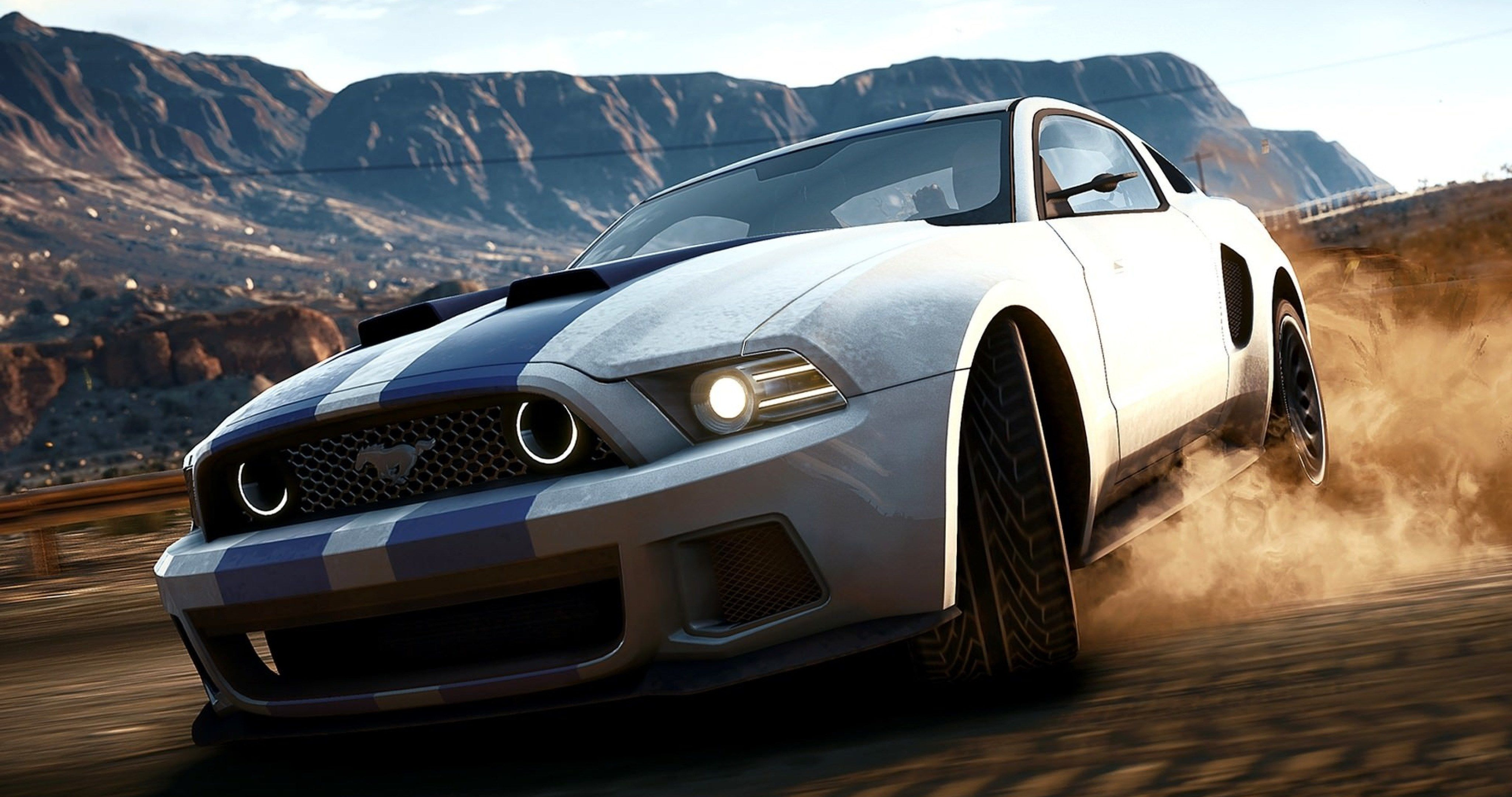 Game Need For Speed Rivals 4k Ultra Hd Wallpaper Ololoshenka
