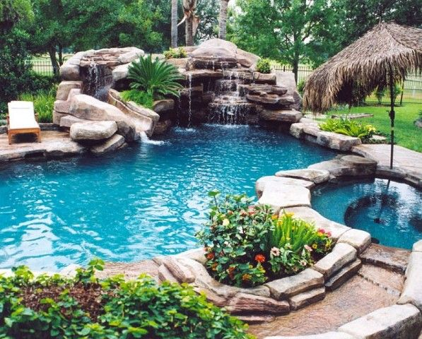 piscinas naturales para el jardin albercas pinterest