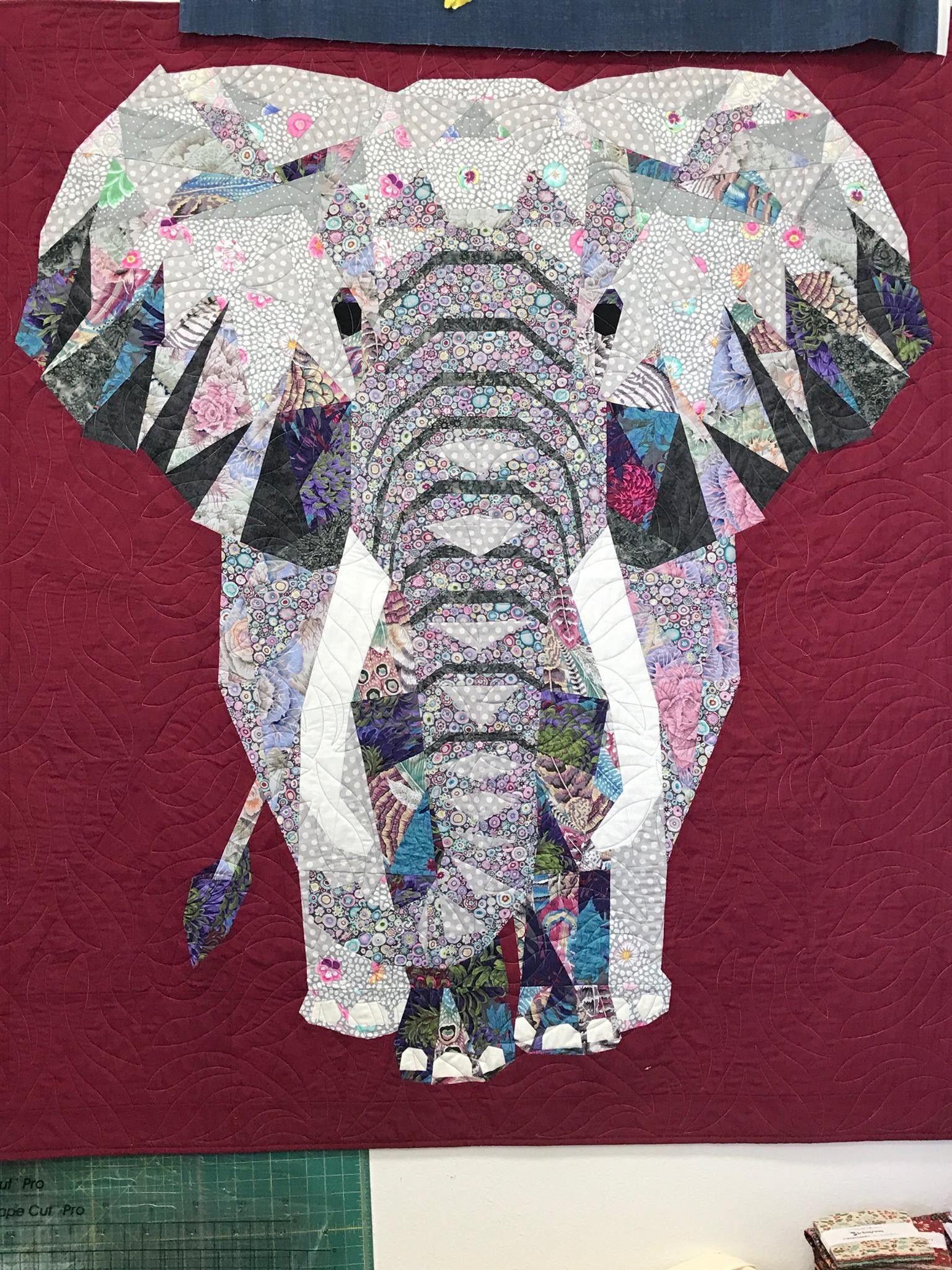 Pin von Sharon Wright auf Quilts I like | Pinterest | Applikationen