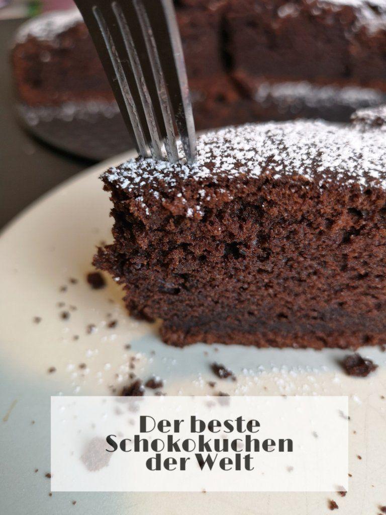 Der saftigste schokoladigste Schokokuchen aller Zeiten - mein Lieblingsrezept - kleinliebchen