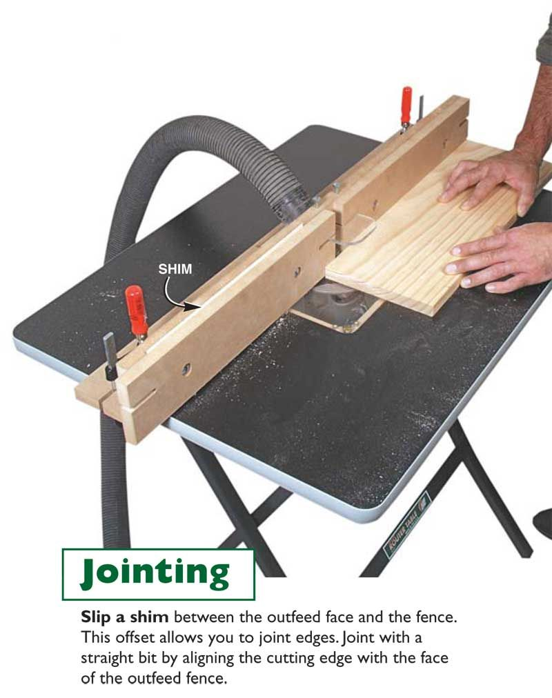 how to make a router table fence diy router fence plans garage
