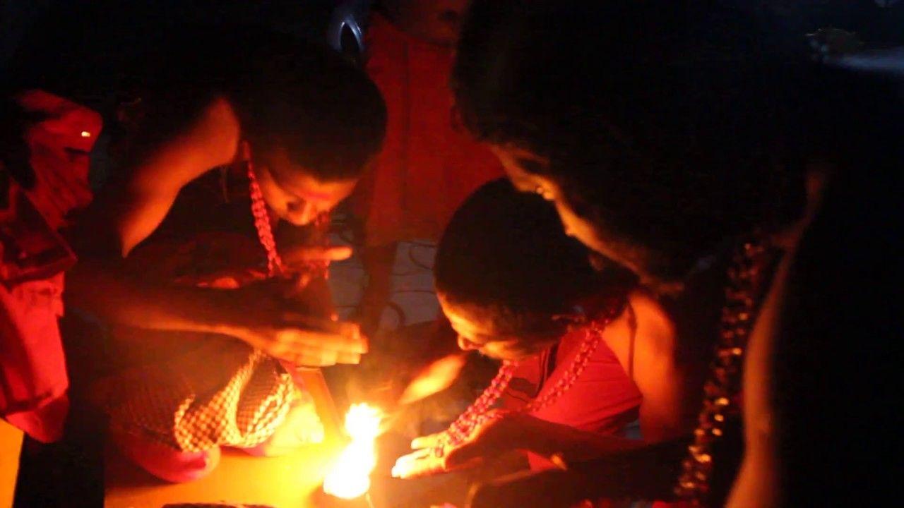 Bhavani Pooja in Night,Vijayawada Kanaka Durga bhavani Pooja,Kanaka