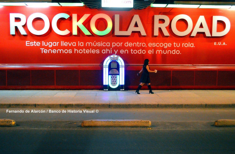 Banco de Historia Visual ©: Rockola Road.
