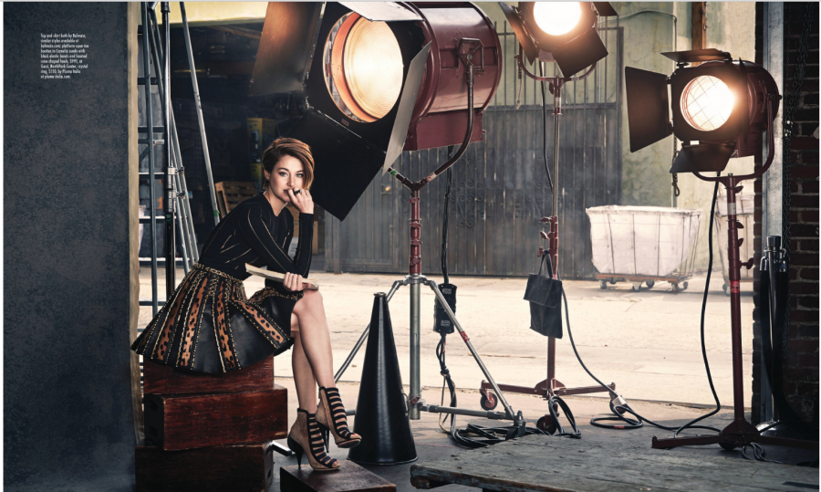 Shailene Woodley in Modern Luxury Dallas Magazine!