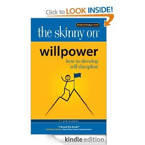 THE SKINNY ON WILLPOWER PDF DOWNLOAD