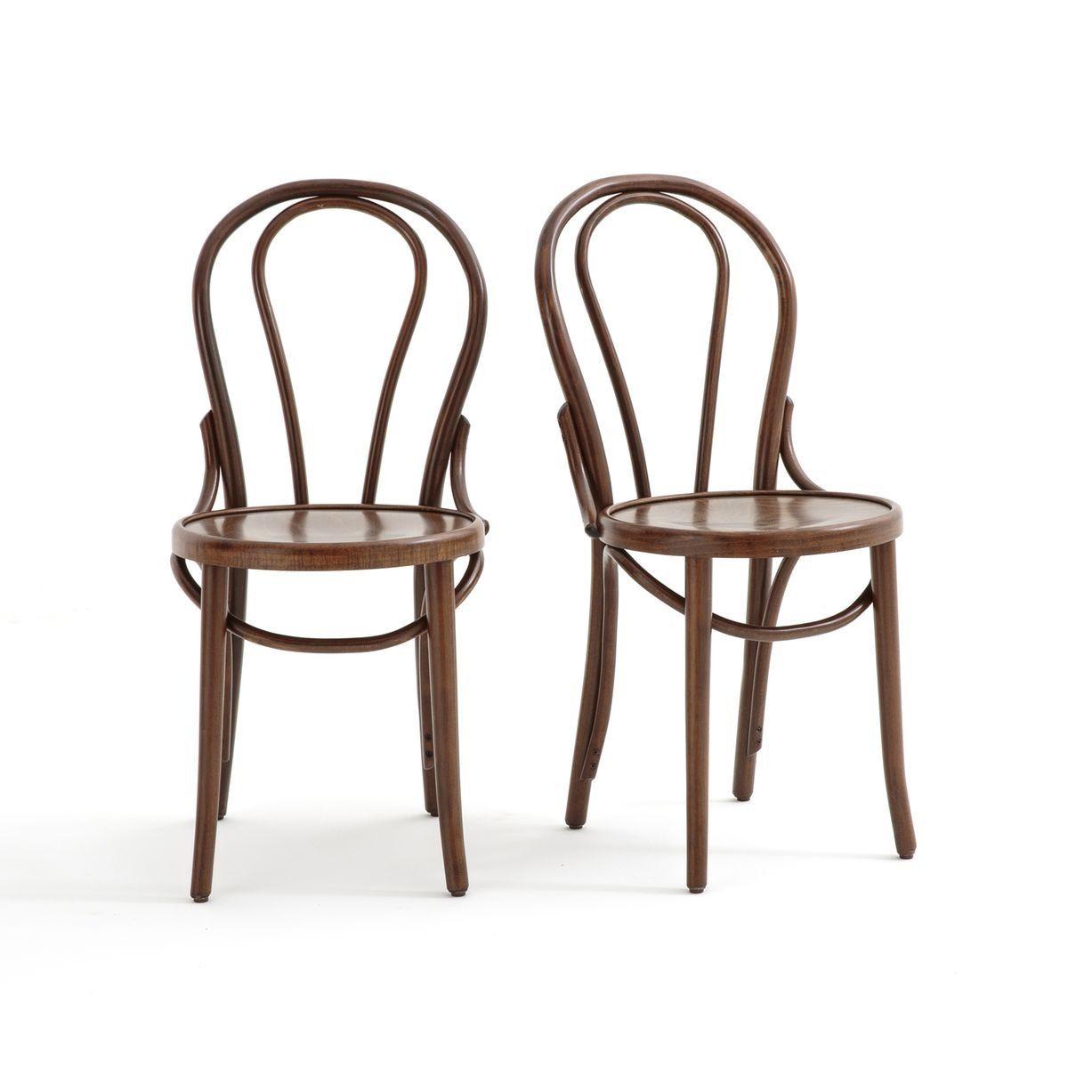 Lot De 2 Chaises Style Bistrot Bistro En 2020 Chaise Chaise Bistrot La Redoute Interieurs