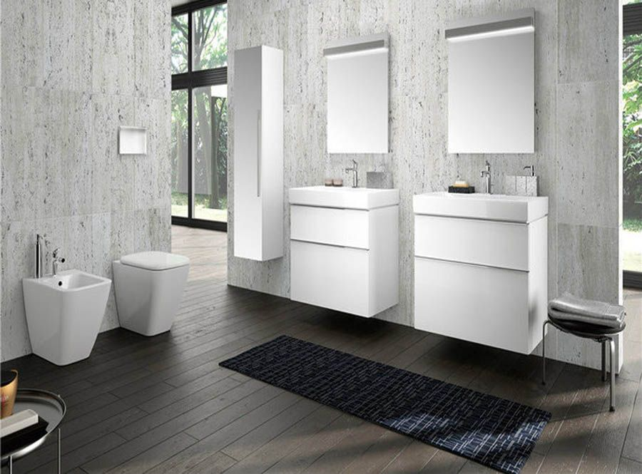 Stocco Arredobagno ~ Stocco arco style è una collezione di mobili da bagno