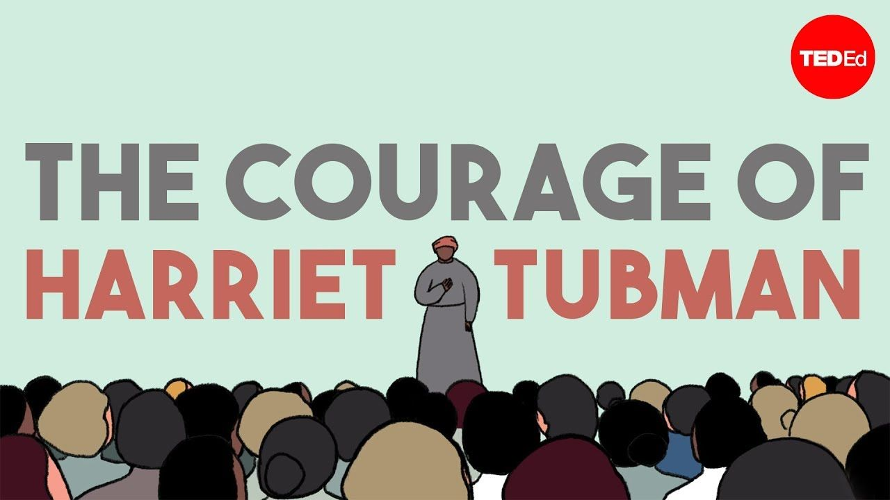 The breathtaking courage of Harriet Tubman - Janell Hobson ...