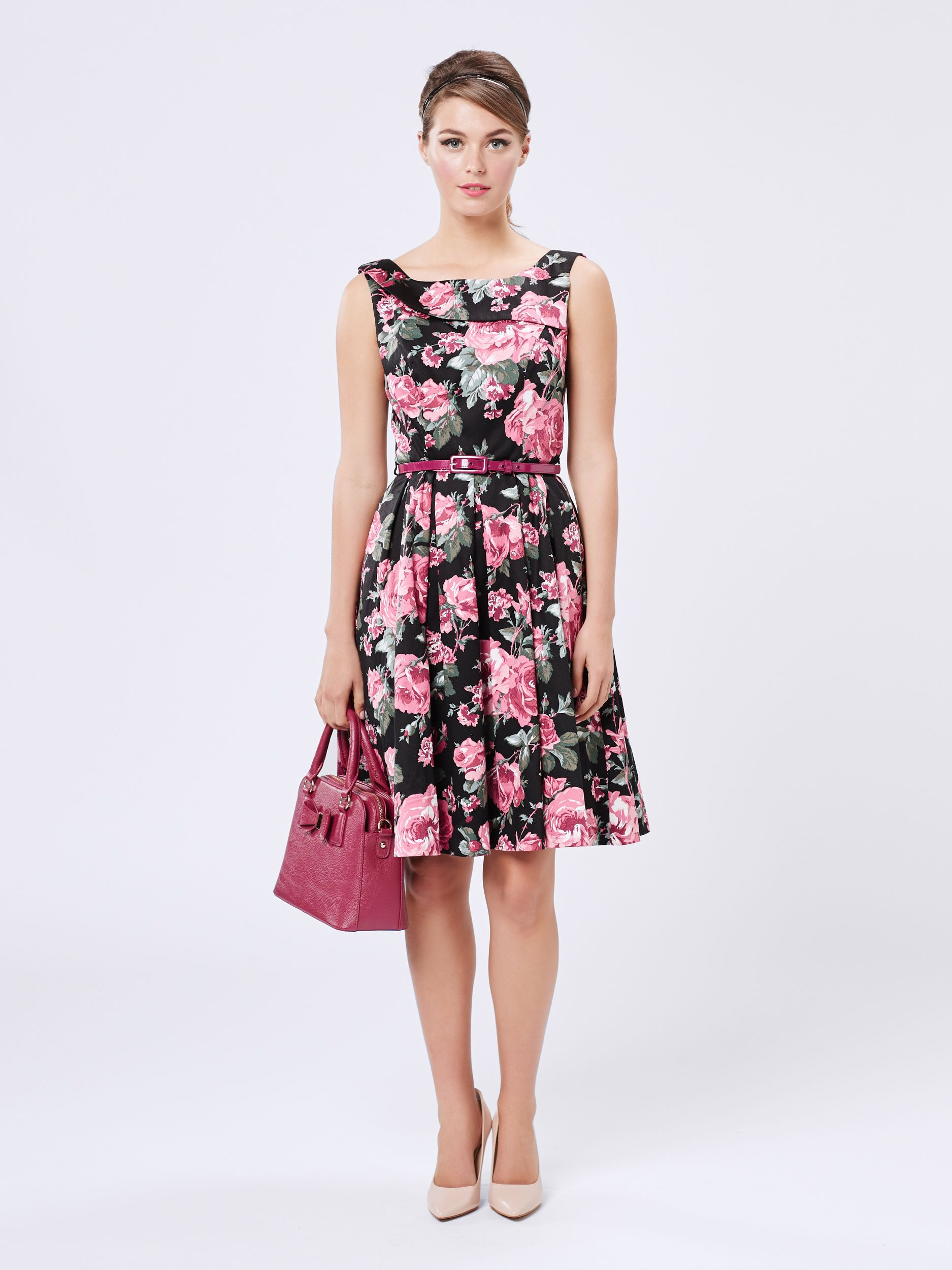 Rose quartz dress black and multi new arrival my review
