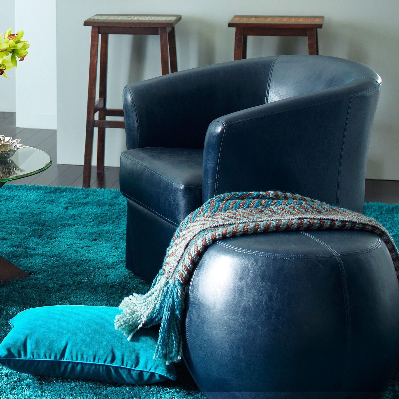 Lexington furniture chair fabric gold additionally ikea swivel chairs - Isaac Swivel Chair Navy