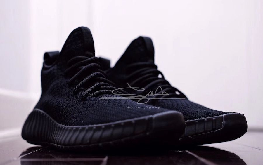 1ddda8967b5 adidas Yeezy Boost 650 Triple Black - Sneaker Bar Detroit