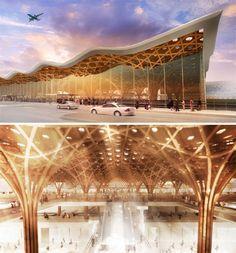 Shigeru Ban Timber Architecture Sustainable Architecture Architecture Model
