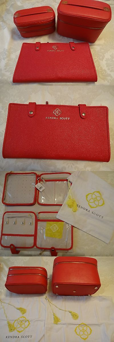 Other Jewelry Organizers 164372 Kendra Scott Jewelry Red Stingray
