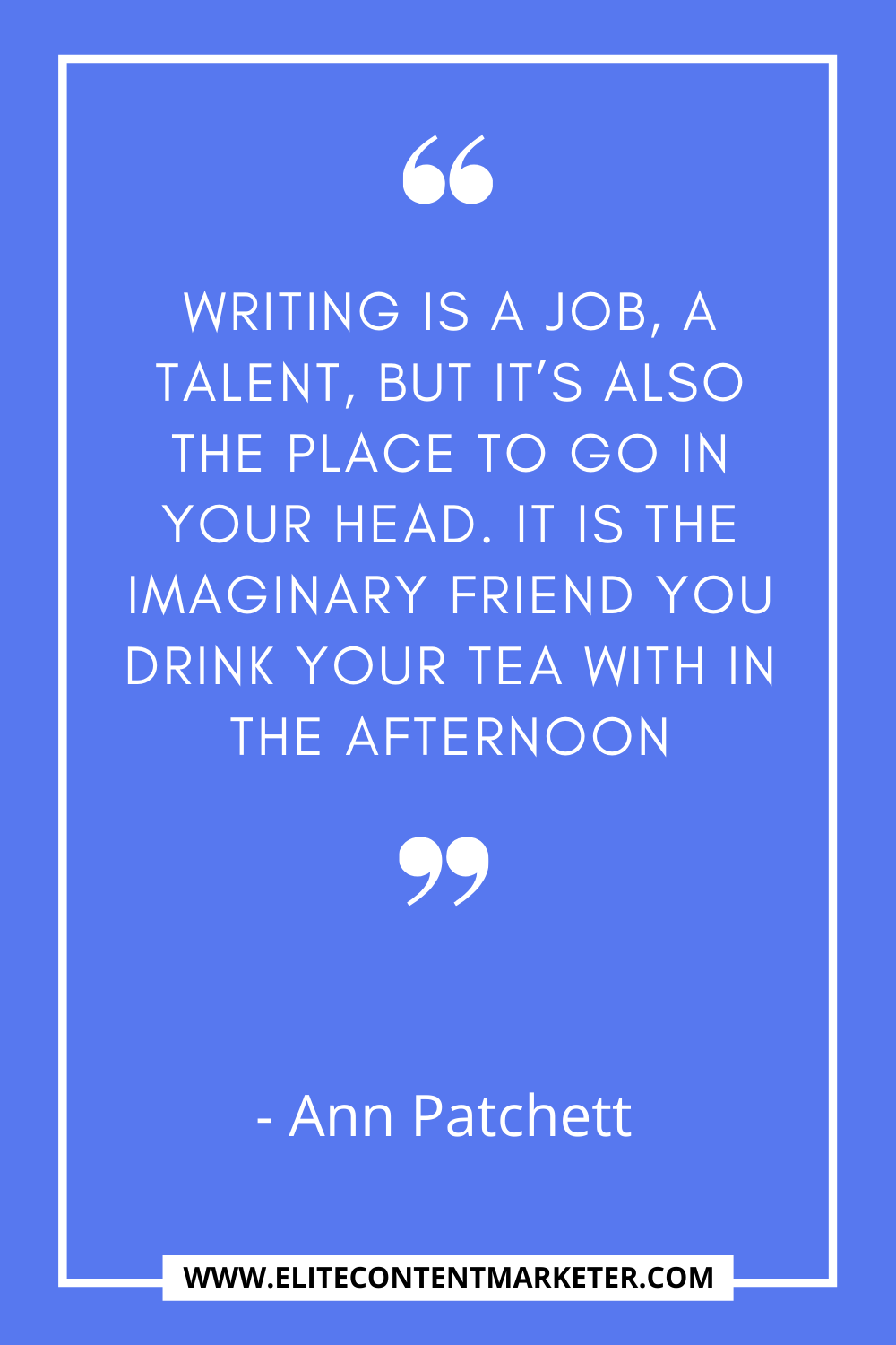 65+ Writing Inspiration Quotes   Writing Is A Job, A Talent   Writing Motivation