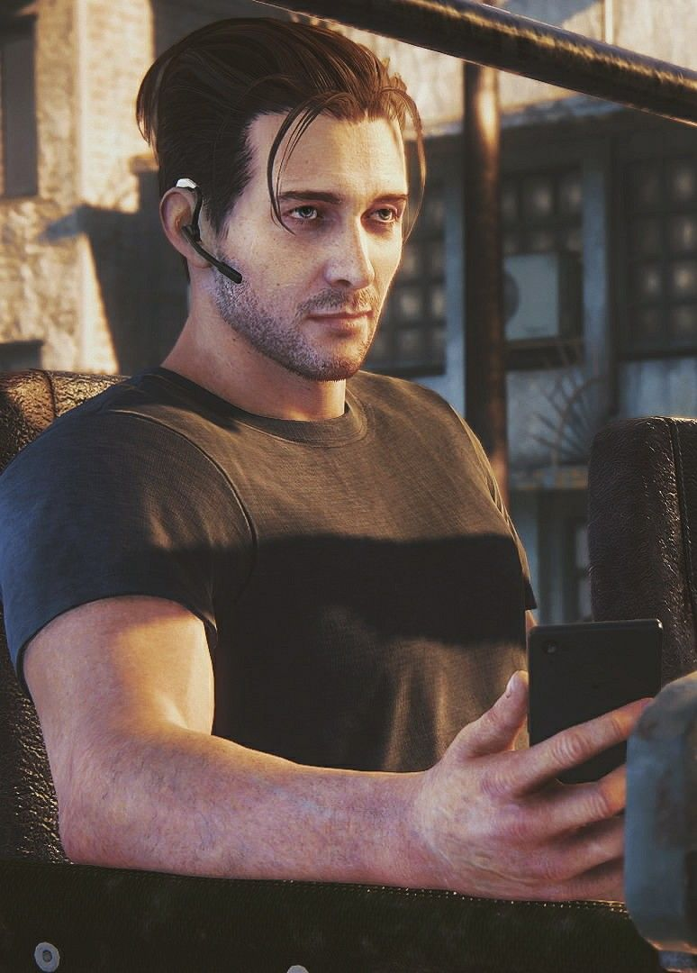 Rafe Uncharted 4 A Thief S End Uncharted Uncharted Game
