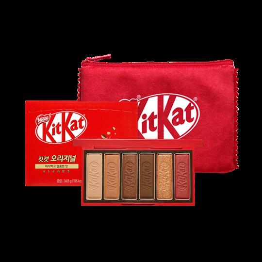 Etude House KitKat Eyeshadow Palettes for Spring 2019