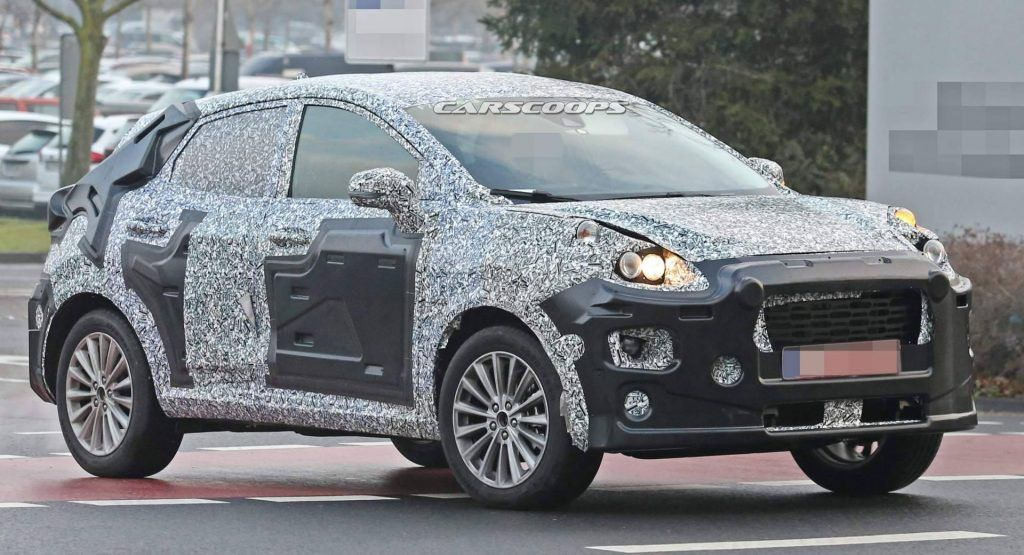 New Ford Fiesta Based Suv Will Replace Ecosport Could Be Called