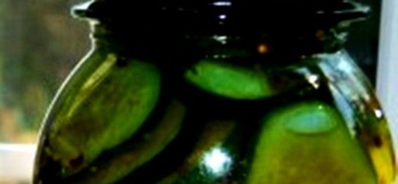 Bottel en Bêre Engelse Komkommers   Boerekos.com – Kook met Nostalgie