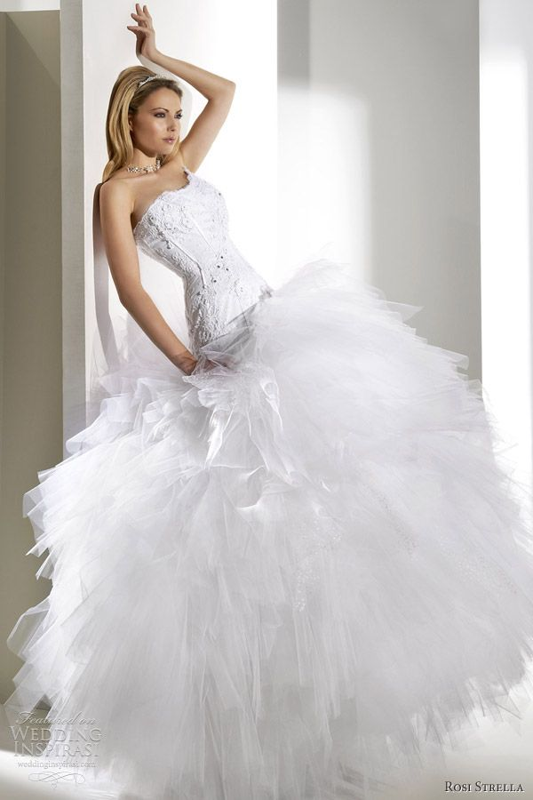 Rosi Strella Wedding Dresses 2013   Wedding dress 2013, Dresses 2013 ...