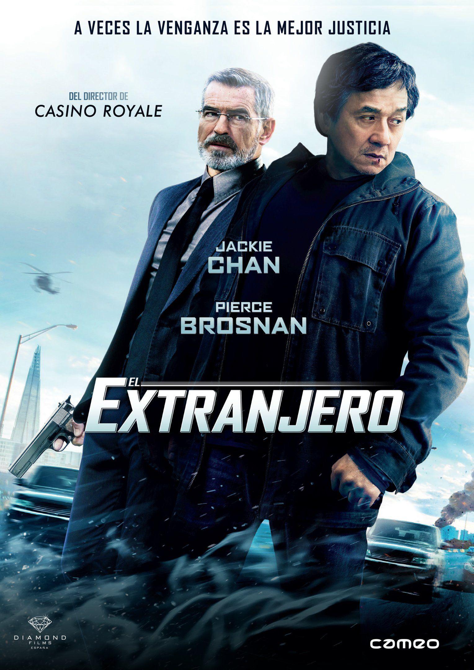 Pin De Andreas Pohl En Jackie Chan Movie Pierce Brosnan Jackie Chan Casino Royale