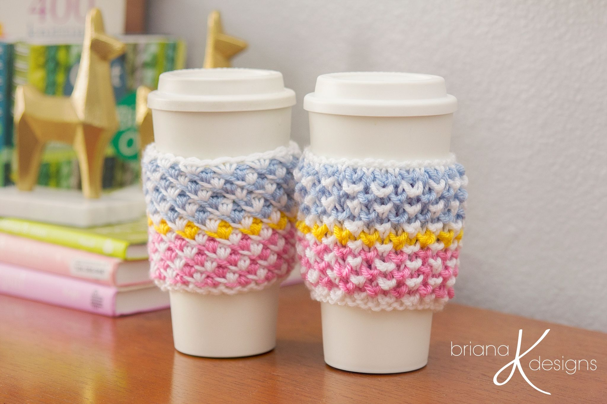 Coffee Cozy Pattern Awesome Inspiration Ideas