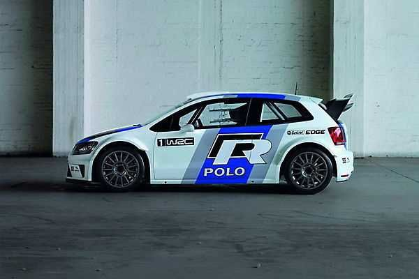 2018 2019 Volkswagen Polo R Wrc And Vw Golf Gti Sport