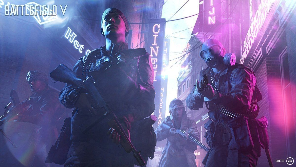 Dice Intros Real World Money Purchases Into Battlefield V