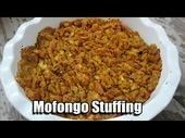 Stuffing Puerto Rican Fusion Recipe  Episode 315 rican thanksgiving recipe Mofongo Stuffing Puerto Rican Fusion Recipe  Episode 315 Mofongo Stuffing Puerto Rican Fusion R...