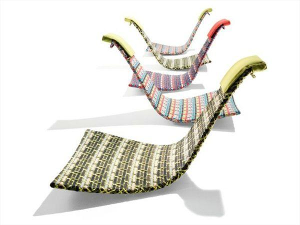 lounge-möbel-outdoor-kreativ-gestaltete-liegestühlle garten