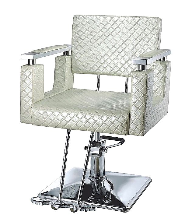 Louis  Styling Chair in pearl white   Salon Equipment Group. Louis  Styling Chair in pearl white   Salon Equipment Group   nail