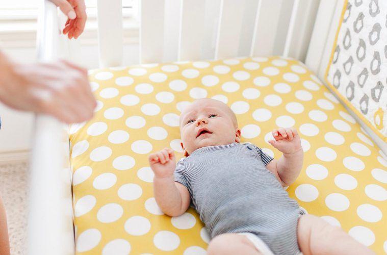 Best Crib Mattress Baby Mattress Baby Crib Mattress Putting Baby To Sleep