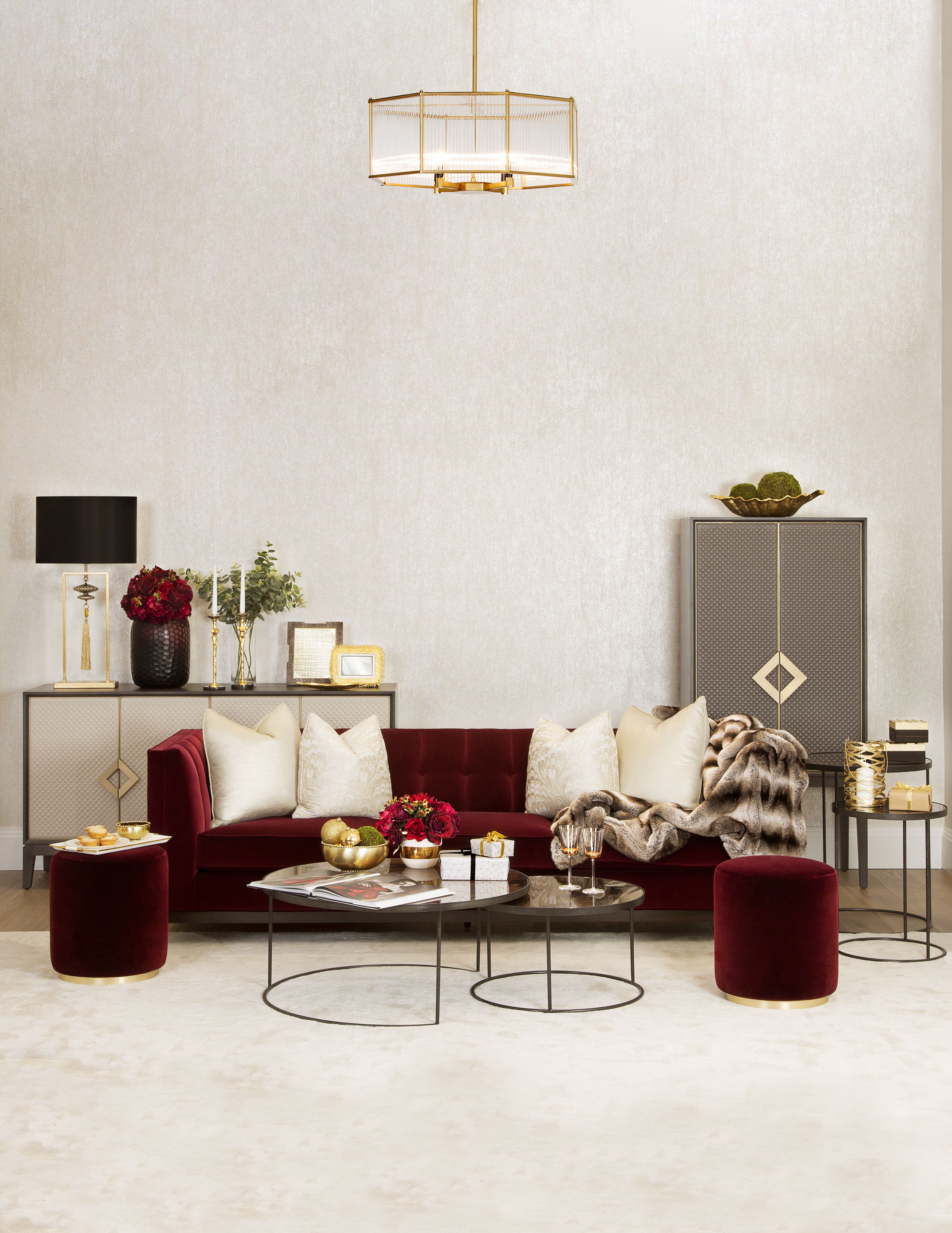 The Sofa & Chair Company Showroom - Living Room | Accent Deco ...
