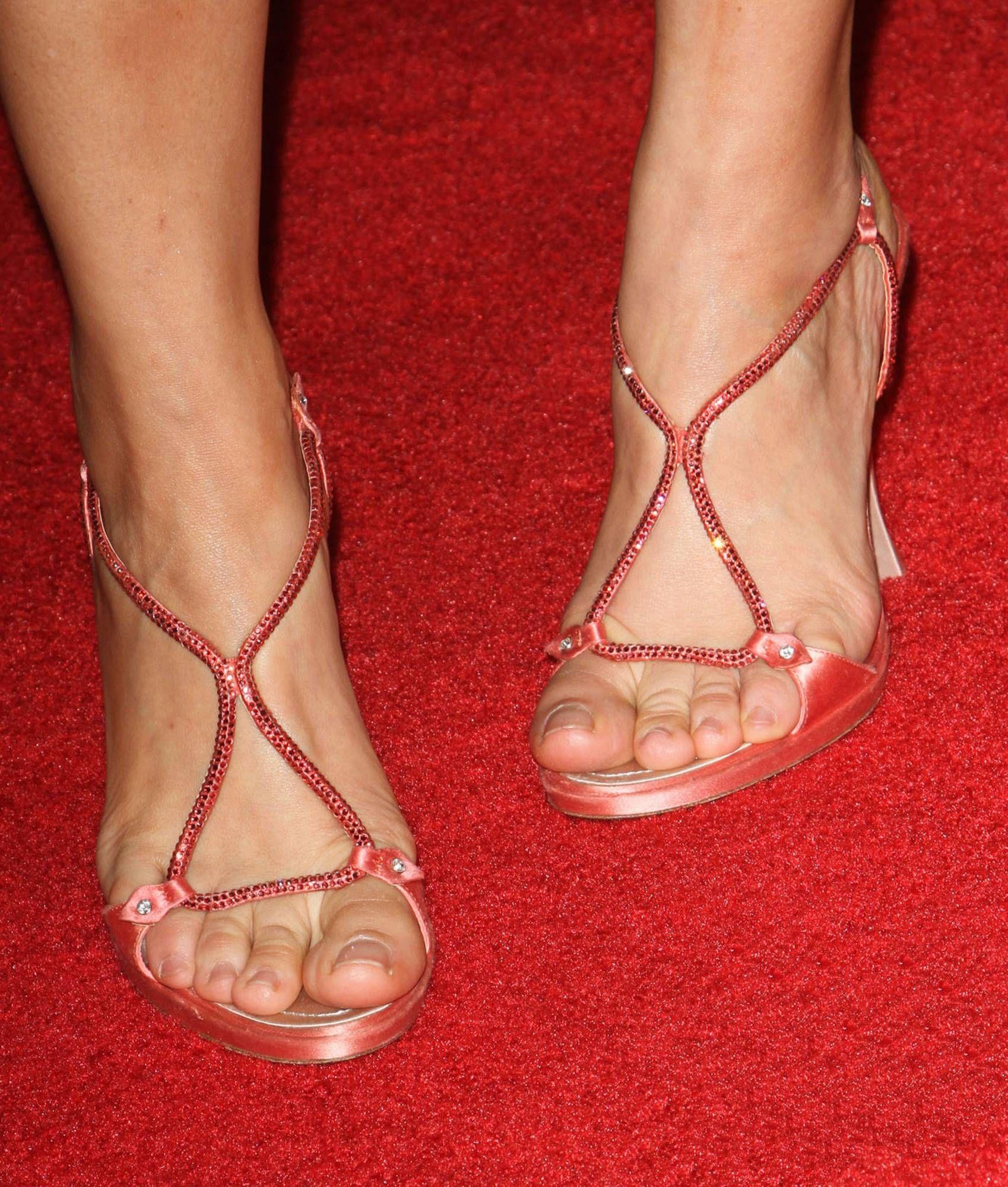 Feet jeri ryan Jeri Ryan
