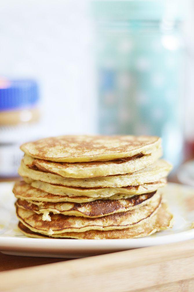 Julinfinity: #Miam test: Mes healthy banana pancakes