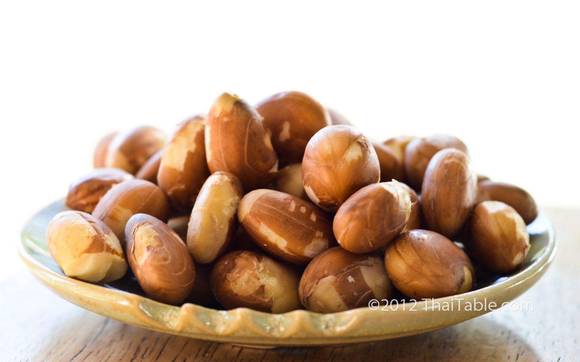 how to prepare jackfruit seeds