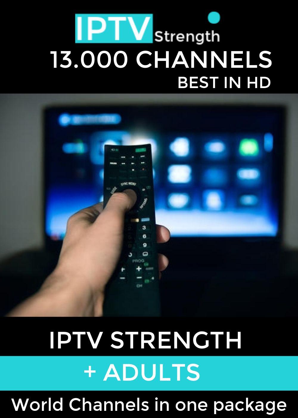 Pin On Iptv Strength