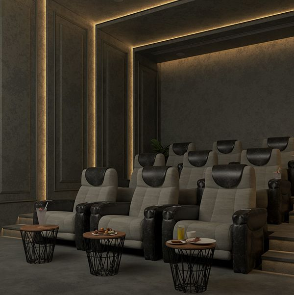 36+ Home cinema en appartement ideas