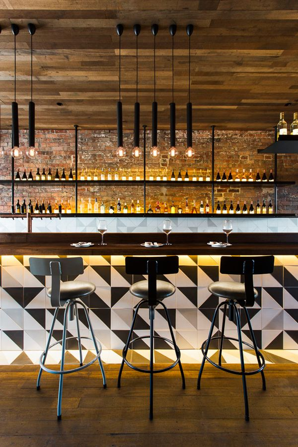 commercial restaurant lighting. Restaurant Lighting And Commercial Spotlight: The Milton Opens Its Doors Today In Elwood | Australian Design Review 7M Woodworking Designs Custom M