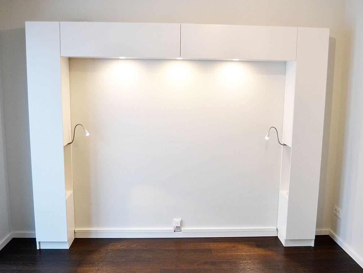 Bett-Überbau | Sven Götze | Kleine wohnung schlafzimmer ...