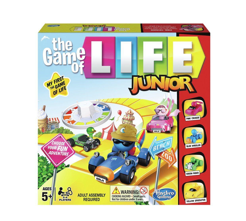 Buy Game Of Life Junior Board Game From Hasbro Gaming