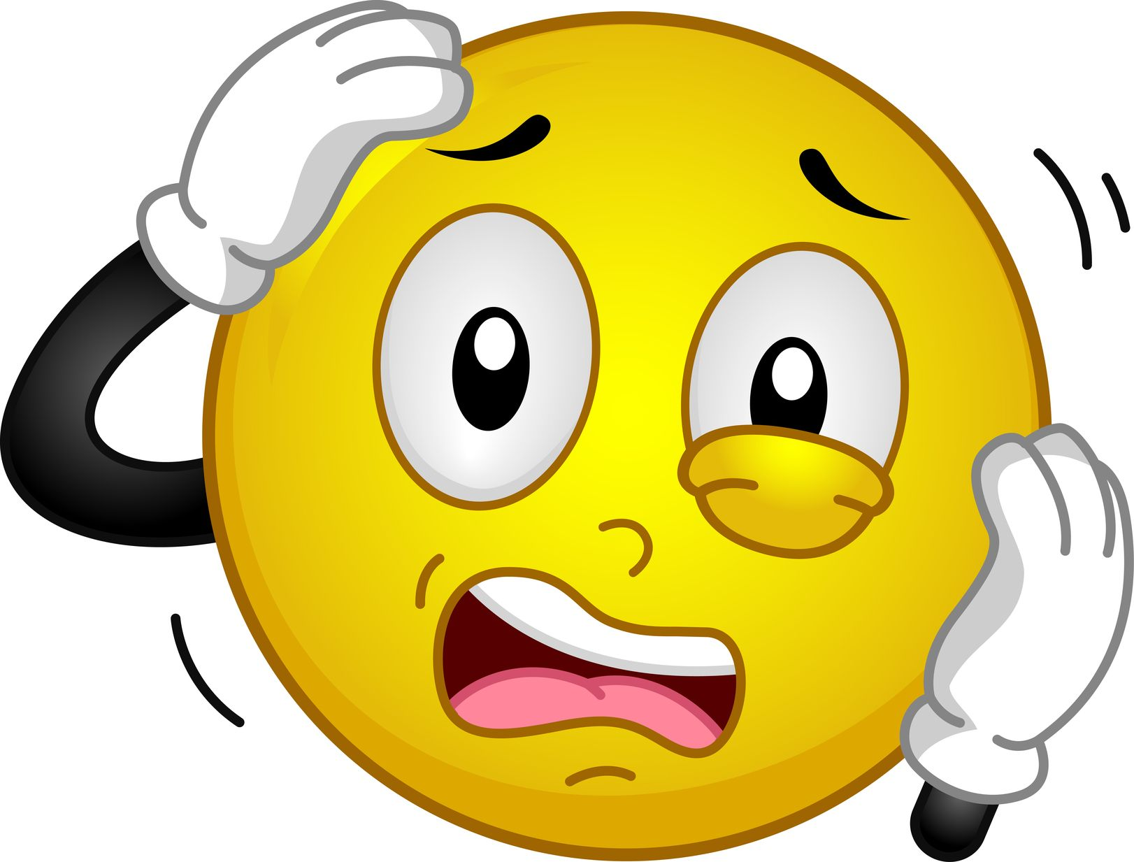 confused smiley face clip art - google search | smileys | pinterest