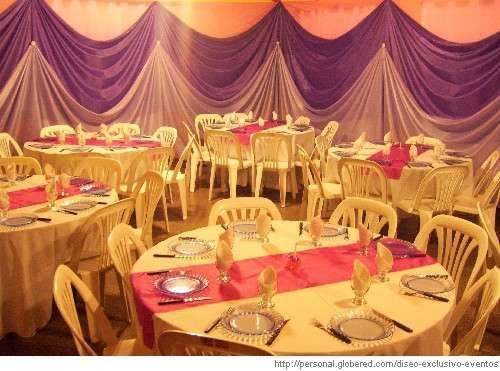 Decoracion de salones sencillos para quince a os 7 decoracicion - Salones sencillos ...