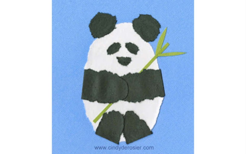 panda craft template Google Search in 2020 Panda craft