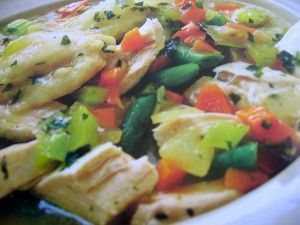 2 Easy Healthy Old Fashioned Chicken and Dumplings Recipes