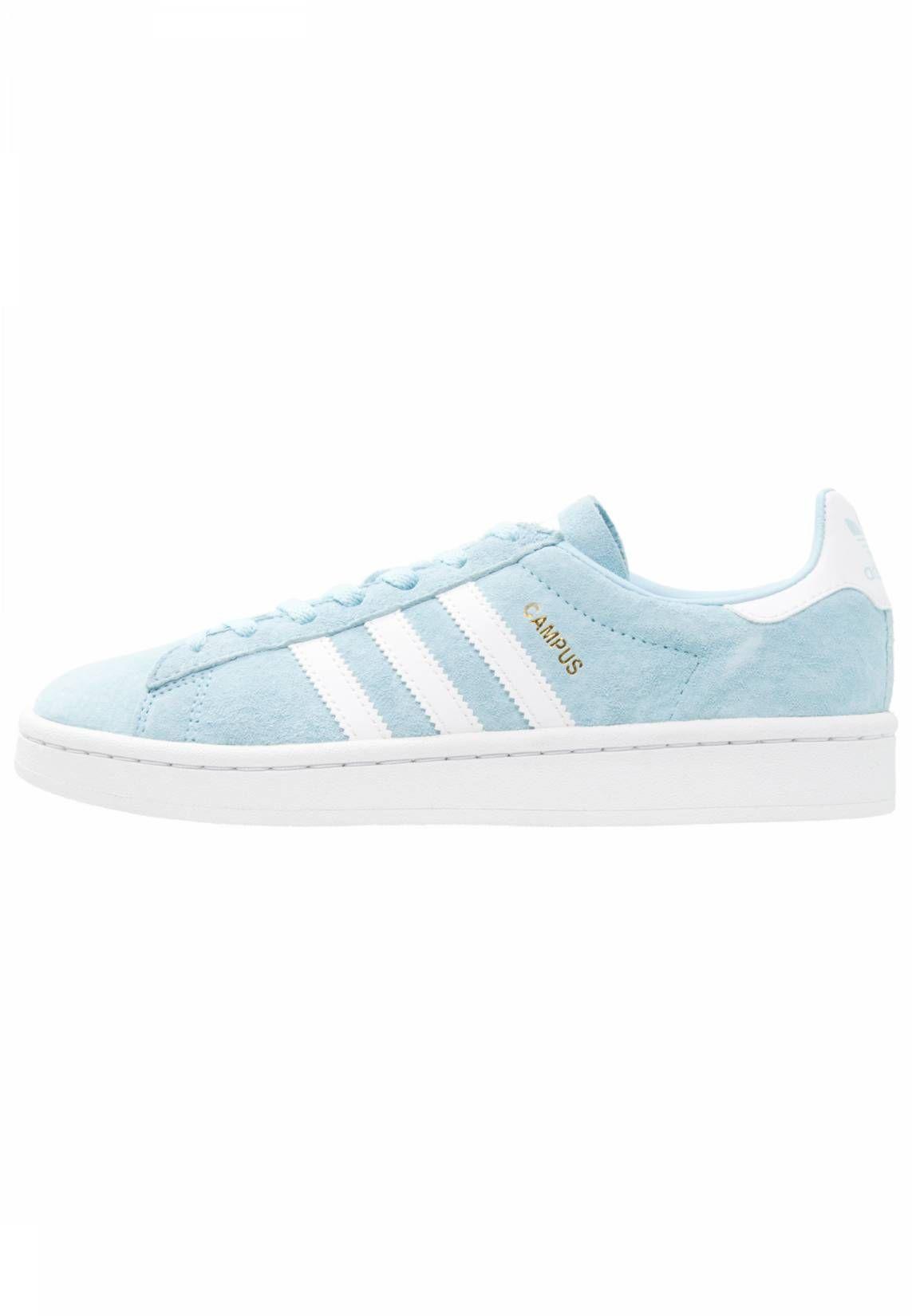 adidas Originals. CAMPUS Sneakers basse icebluewhite
