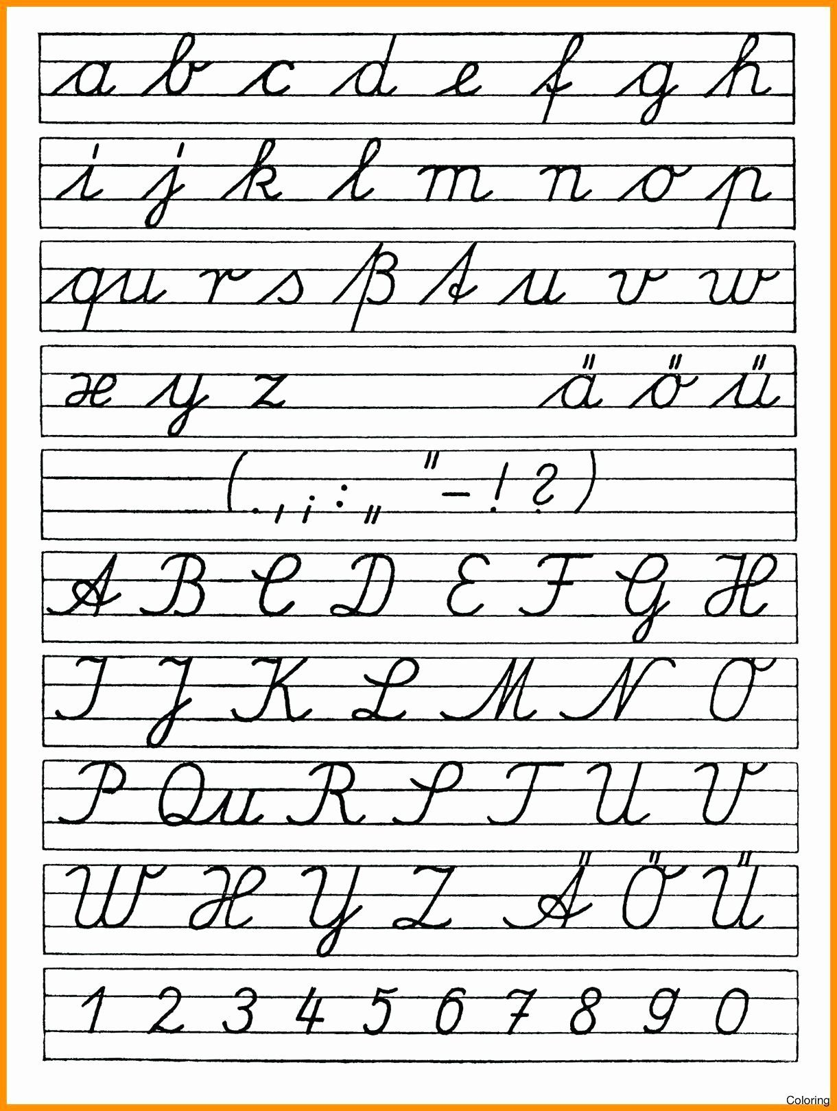 Coloring Alphabet Worksheets New Worksheet Ideas